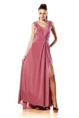 Kobieta w sukni balowej 2